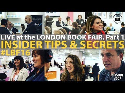 SPF Podcast 7: The London Book Fair #1