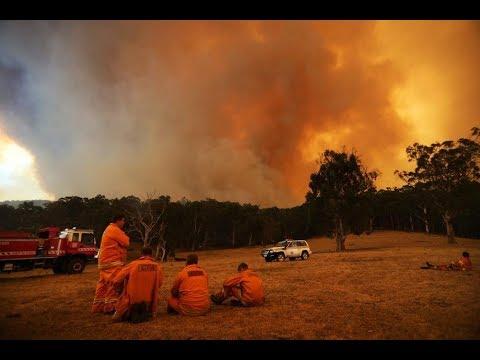 Victorian Bushfire Emergency March 2019 #vicfires