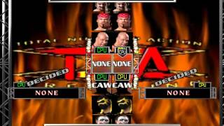 TNA PC Game - Gameplay footage