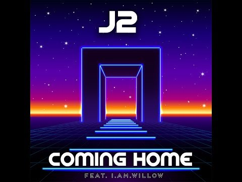 Coming Home - J2 Feat. I.Am.Willow (SynthWave Music)