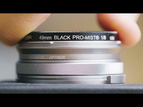 TIFFEN Black Pro-Mist 1/8 Review