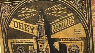 revolutions the album cover art of shepard fairey