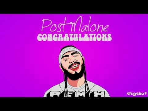 Post Malone - Congratulations (Slugshot! Remix)