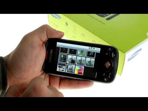 New Phone - Samsung I5700 Galaxy Spica (Android 2.1).mp4