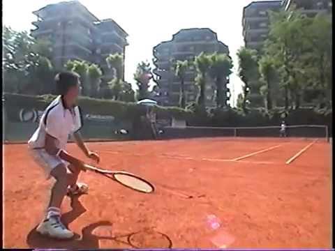 Kei Nishikori Age:13 (錦織圭 13歳) /2003 Tennis Europa Un16-Italia(2003年 テニスヨーロッパ 16歳以下イタリア大会)