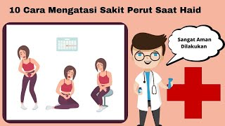 Nyeri haid atau disebut juga dismenore merupakan rasa sakit yang jadi langganan wanita setiap kali m.