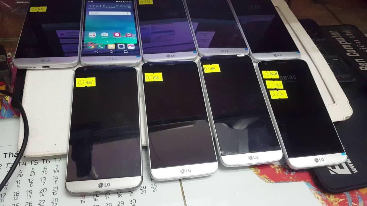 THỦ THUẬT - Đã Repair Được IMEI LG G5 F700S F700K F700L H840