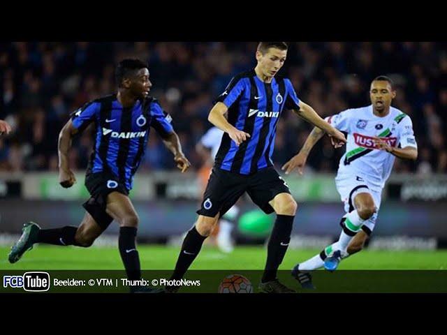 2015-2016 - Jupiler Pro League - 13. Club Brugge - OH Leuven 2-0