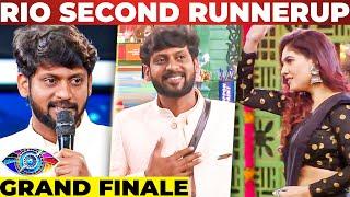 Sherin, Bigg Boss Cute Moments😍 Bigg Boss Tamil Finale | Aari, Bala, Rio | Vijaytv