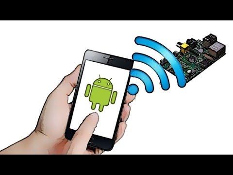 comment commander une raspberry pi via bluetooth avec un smartphone android youtube. Black Bedroom Furniture Sets. Home Design Ideas