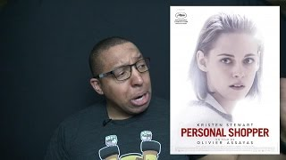 Personal Shopper - ChetChat Movie Review