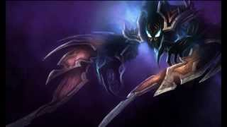 Darkness Sound Nocturne League of legends