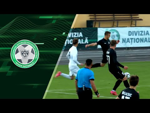 Petrocub Dinamo-Auto Tiraspol Goals And Highlights