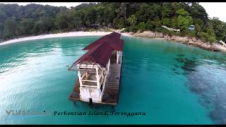 The Beautiful Perhentian Island, Terengganu Malaysia