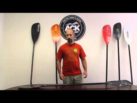 ACK Product Focus: Whitewater Paddles