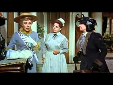 Mary Poppins - Syster Suffragette - Dublado