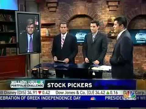 Timothy Sykes On CNBC Again