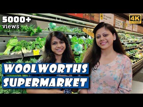 Woolworths Supermarket in Sydney Tour with Destination Australia | Travel Australia