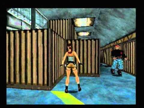 Offshore Rig (Full Secrets No Kills Run, Tomb Raider 2 Challenge)
