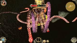 Sacred2 - Dragon Mage vs Octagolamus