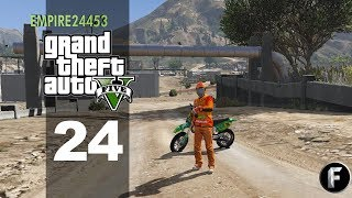 GTA 5 Roleplay - Episode 24 - Dirt Biking! (Criminal)
