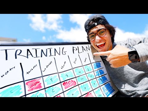 HOW TO MAKE YOUR OWN RUNNING TRAINING PLAN!!