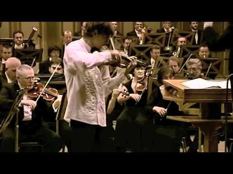 Carl Nielsen - Violin Concerto op. 33 mov. 1, part 2