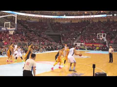 Beijing Ducks' comeback win over the Shanxi Brave Dragons