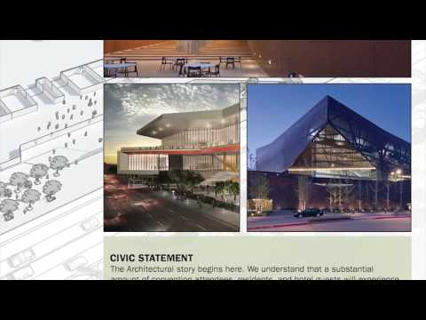 Designing the new OKC convention center