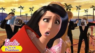 Sorpresa en la alfombra roja | Barbie