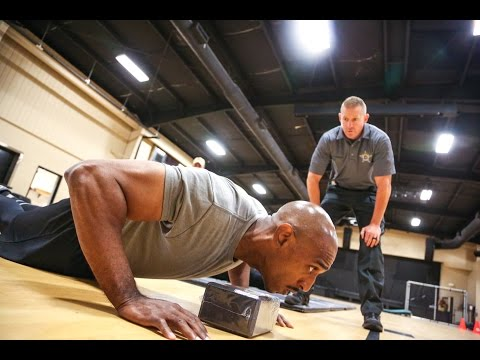 Sheriff's Office Physical Abilities Test  (SOPAT)
