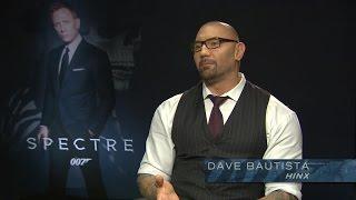 SPECTRE's Dave Bautista on Día de los Muertos