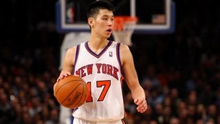 Jeremy Lin Biography: 2012 NBA Star Highlights