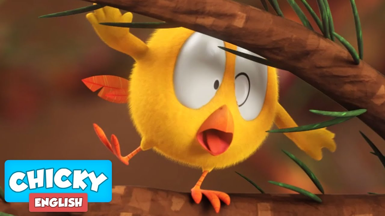 Where's Chicky? Funny Chicky 2021   CLIMB A TREE   Chicky Cartoon in English for Kids