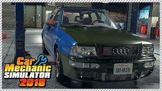 car mechanic simulator 2018 junkyard rescue nissan gtr r35 ep 6