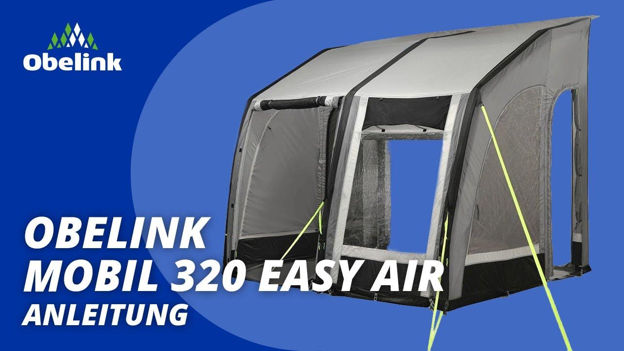Obelink Mobil 9 Easy Air 9 Wohnmobilvorzelt