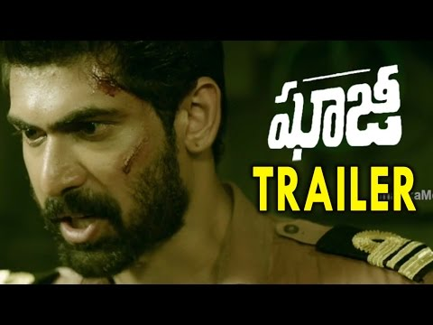 Ghazi Telugu Movie Trailer || Rana, Tapsee Pannu