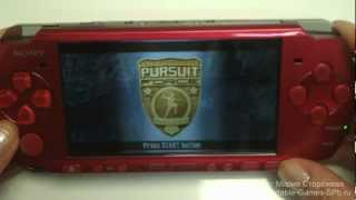 Sony PSP 3008 - обзор игровой приставки