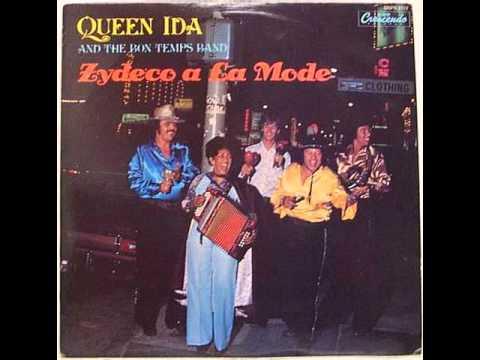 Queen Ida and the Bon Temps Band - Bayou Lover
