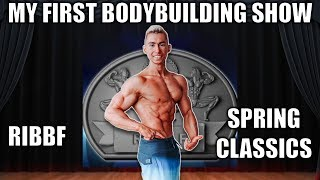 MY FIRST BODYBUILDING COMPETITION RIBBF SPRING CLASSICS 2019 EPIC CHEAT MEAL AFTER THE SHOW