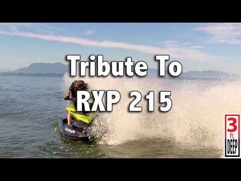 Tribute to Sea-Doo RXP 215 Musclecraft
