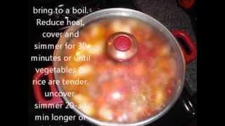 Hamburger Stew!