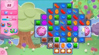 How to complete candy crush saga level #1684