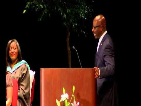 Nate Maxwell Commencement Speech