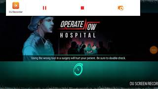Operate Now- Shooting survivor and airway is blocked!