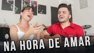 Baixar Na Hora de Amar - Gusttavo Lima (Cover Mariana e Mateus)