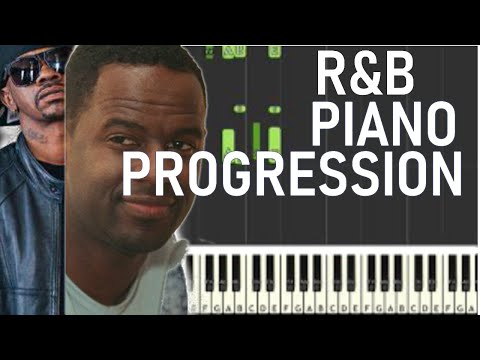Rb Gospel Chord Progression In D Flat Major By Soulphonic