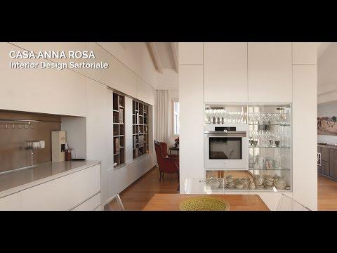 Interior design moderno una casa progettata su misura for Casa design cattolica