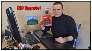 Alte Notebooks aufrüsten und weiter verwenden anstatt entsorgen und ersetzen SSD & RAM Upgrade (1)
