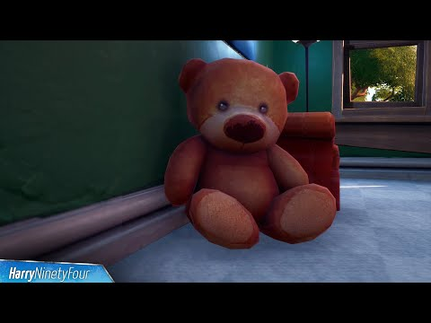 Destroy Teddy Bears In Holly Hedges All Locations - Fortnite